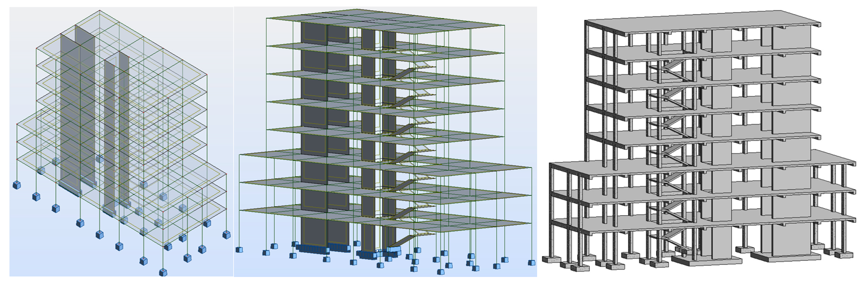 IJCI - Structural Design Developed in a BIM Environment: Benefits